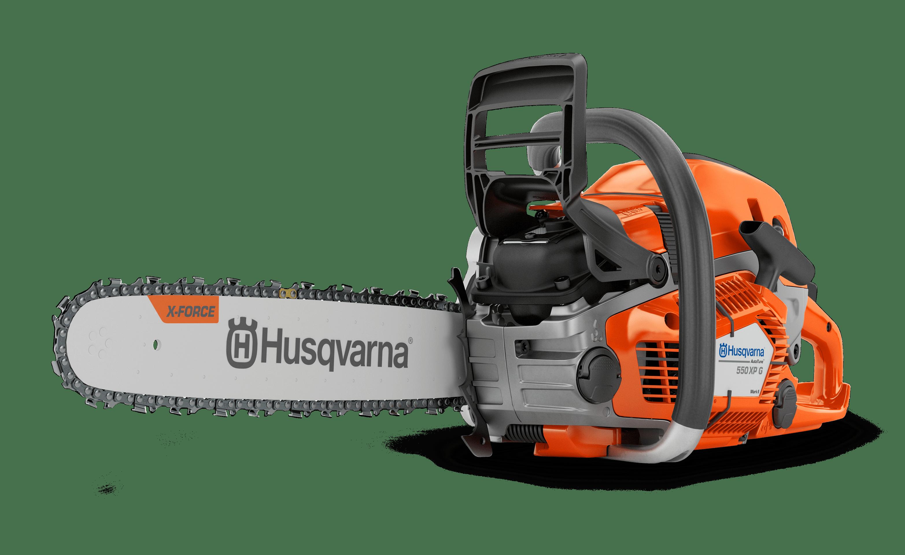 HUSQVARNA 550 XP¨ G Mark II - V-Pro Power Equipment