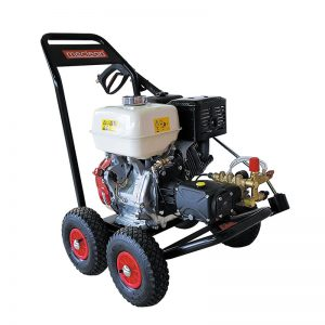 MECLEAN PETROLJET 170/11 Koudwater Hogedrukreiniger Benzinemotor - V-Pro Power Equipment