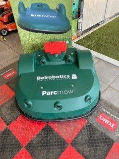 BELROBOTICS PARCMOW Connected Line - V-Pro Power Equipment