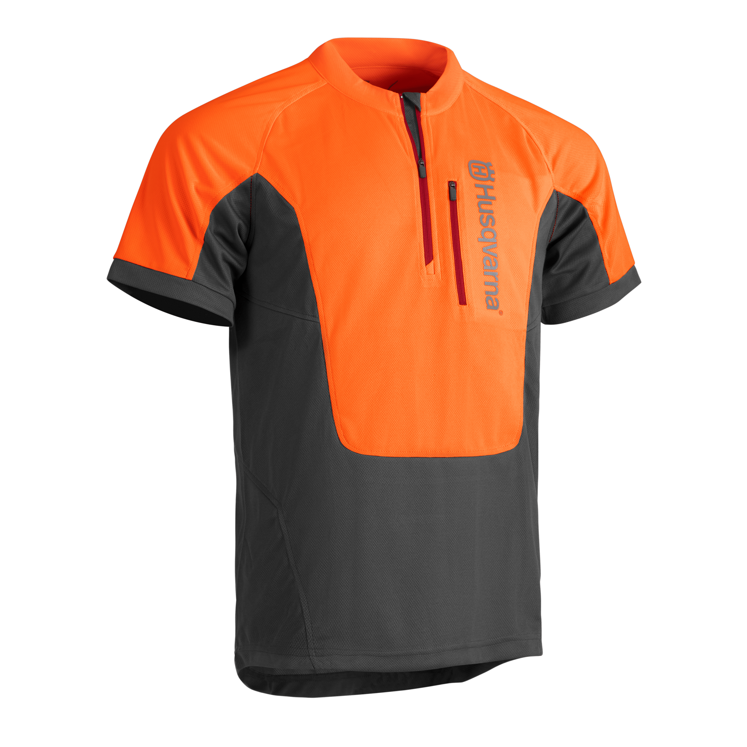 HUSQVARNA Work T-Shirt Short Sleeved - V-Pro Power Equipment